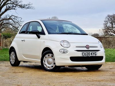 used Fiat 500C 1.2 8V Pop (s/s) 2dr