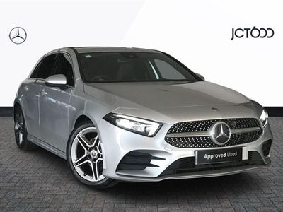 used Mercedes A180 A ClassD AMG LINE 1.5 5dr