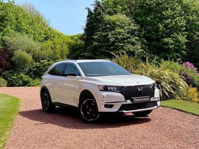 used DS Automobiles DS7 Crossback PURETECH PERFORMANCE LINE S/S EAT8 - One Only Auto 5-Door