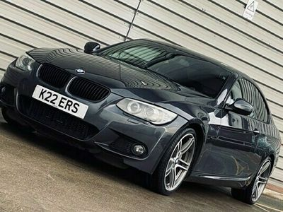 used BMW 335 3 Series 3.0 d M Sport 2dr Auto