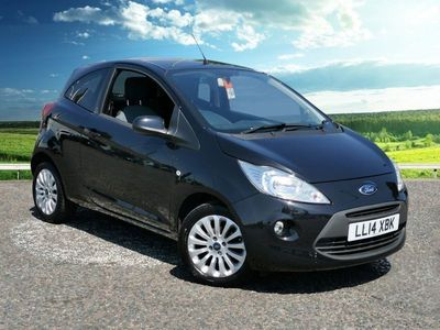 used Ford Ka 1.2 ZETEC 3DR, AUTOMATIC STOP/START TECHNOLOGY, AIR CONDITIONING, HEATED WINDSCREEN, STEERING WHEEL MOUNTED CONTROLS, ALLOY WHEELS, CENTRAL LOCKING.