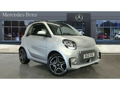 used Smart ForTwo Electric Drive EQ fortwo coupe 60kW EQ Pulse Premium 17kWh 2dr Auto [22kWCh] Electric Coupe coupe