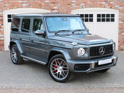 used Mercedes G63 AMG G-Class AMG4MATIC 4.0 5dr