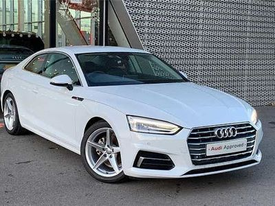 used Audi A5 Coupé Coup- Sport 40 TFSI 190 PS S tronic