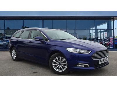 used Ford Mondeo 2016 Derby 2.0 TDCi ECOnetic Zetec 5dr Diesel Estate