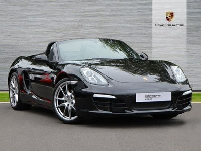used Porsche Boxster 2.7 PDK 2dr