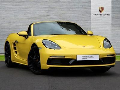 used Porsche Boxster 2.0 2dr PDK Sports, 2019 (19)