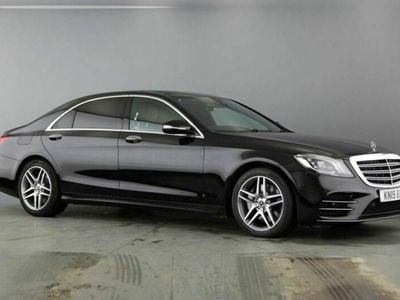 used Mercedes S350 S ClassL AMG Line Executive 4dr 9G-Tronic 2.9