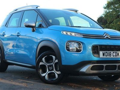 used Citroën C3 Aircross - 1.2 PureTech 110 Flair 5dr [6 speed]