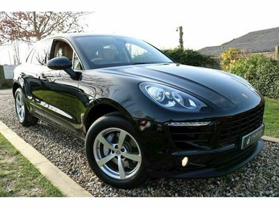 used Porsche Macan T (ULEZ Free+14 Way Electric MEMORY Seats+PRIVACY+PCM+Power Mirrors & Tailgate) 2.0 5dr SUV Automatic Petrol