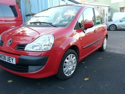 used Renault Grand Modus Estate 1.5 dCi Expression (86bhp) 5d QS5