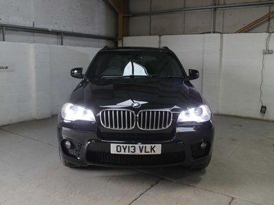 used BMW 1M X5 3.0 40d M Sport xDrive (s/s) 5drWARRANTY + 7 SEATS 2013