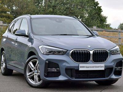 used BMW X1 X1 SeriessDrive18i M Sport 1.5 5dr