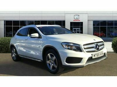 used Mercedes GLA200 GlaAMG Line 5dr