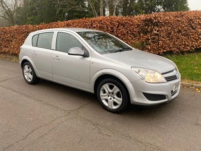 used Vauxhall Astra 1.4 i 16v Active 5dr