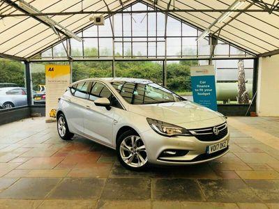 used Vauxhall Astra 1.6 CDTi ecoFLEX SRi Nav (s/s) 5dr