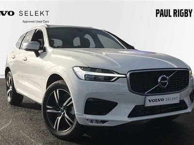 used Volvo XC60 T5 AWD R-Design Automatic null estate