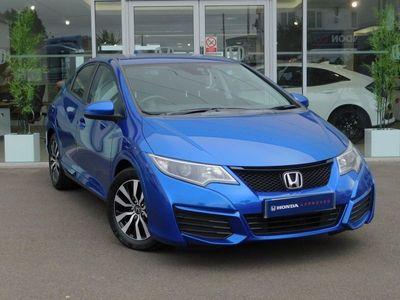 used Honda Civic 1.4 I-Vtec S 5Dr