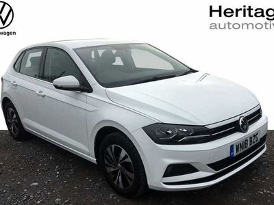 used VW Polo 1.0 Tsi 95 Se 5Dr