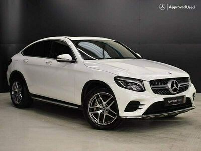 used Mercedes GLC350 GLC Coupe4Matic AMG Line Premium 5dr 9G-Tronic