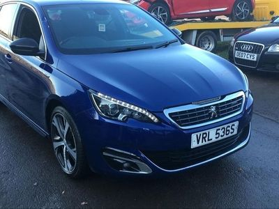 used Peugeot 308 2.0 BlueHDi GT Line (s/s) 5dr