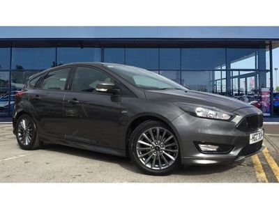 used Ford Focus 1.0 Ecoboost 125 St-Line 5Dr