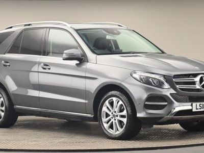 used Mercedes GLE250 Gle Class 2.1Sport G-Tronic 4MATIC (s/s) 5dr
