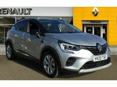 used Renault Captur Crossover 1.0 TCe (100bhp) Iconic