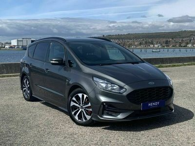used Ford S-MAX 2.0 EcoBlue 190 ST-Line 5dr Auto SAT NAV - FRONT & REAR PARKING SENSORS - SYNC 3 - CRUISE & CLIMATE CONTROL - WARRANTY UNTIL - 1 OWNER