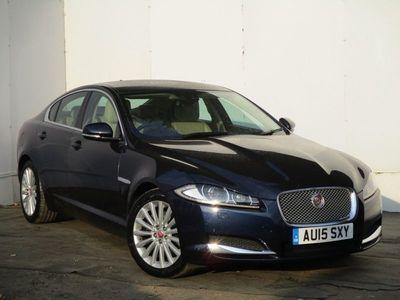 used Jaguar XF Saloon 2.2d (200bhp) Luxury 4d Auto