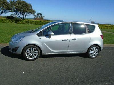 used Vauxhall Meriva 1.4 16v (100ps) SE (a/c) MPV 5d 1398cc