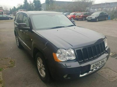 used Jeep Grand Cherokee 3.0 CRD V6 S Limited 4x4 5dr