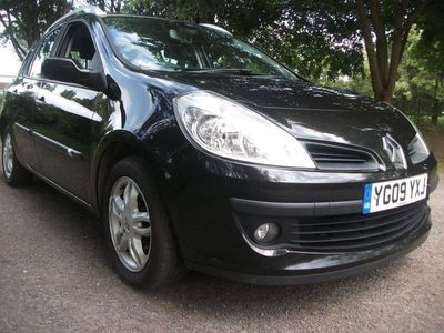 used Renault Clio 1.1 DYNAMIQUE 16V 5d 75 BHP 12 months free breakdo