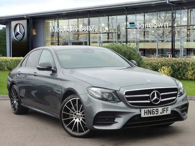 used Mercedes E220 E-ClassAMG Line Night Edition 4dr 9G-Tronic