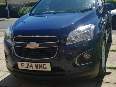 used Chevrolet Trax 1.6 LS (s/s) 5dr