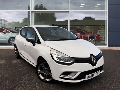 used Renault Clio 1.5 dCi GT Line EDC (s/s) 5dr diesel hatchback