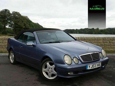 used Mercedes CLK200 CLK 2.0KOMPRESSOR AVANTGARDE 2d 163 BHP