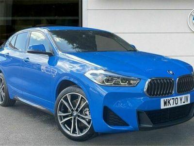 used BMW X2 xDrive25e M Sport