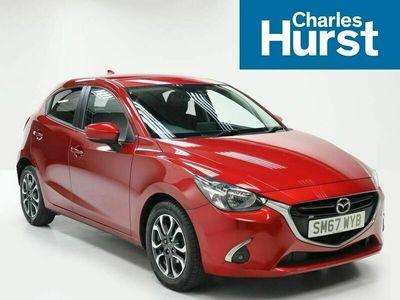 used Mazda 2 HATCHBACK 1.5 Sport Nav 5dr