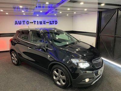 used Vauxhall Mokka 1.7 CDTi 16v SE FWD 5dr Auto