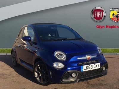 used Abarth 595 1.4 T-Jet 145 2Dr
