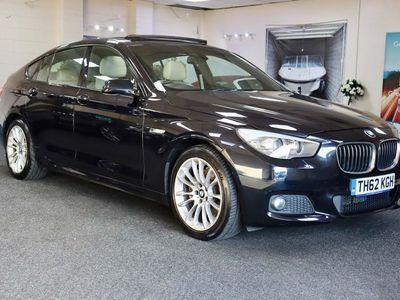 used BMW 520 Gran Turismo 5 Series Gran Turismo 2.0 d M Sport (s/s) 5dr