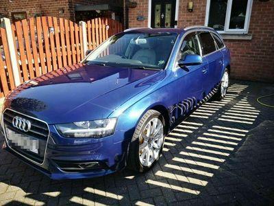 used Audi A4 Avant 2.0 TDI SE Technik Avant Multitronic 5dr