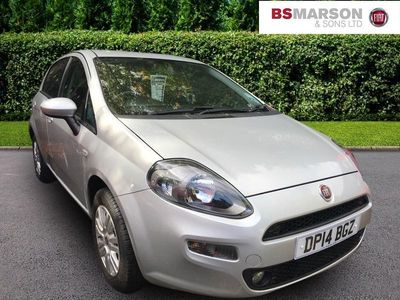 used Fiat Punto 1.4 Easy 5dr