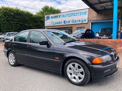 used BMW 323 3 Series 2.5 i SE 4dr E46