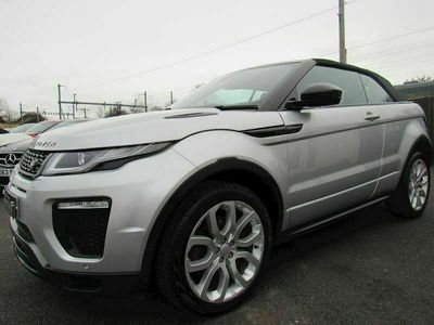 used Land Rover Range Rover evoque 2.0 TD4 HSE Dynamic Convertible 2dr Diesel Auto 4WD (s/s) (180 ps)