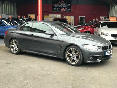 used BMW 430 4 Series 3.0 d M Sport 2dr