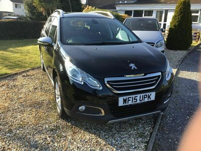 used Peugeot 2008 1.6 e-HDi Allure EGC (s/s) 5dr