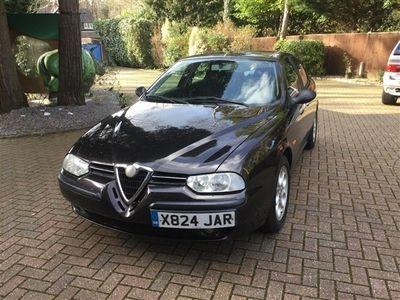 used Alfa Romeo 156 2.0 TS 16V 4dr