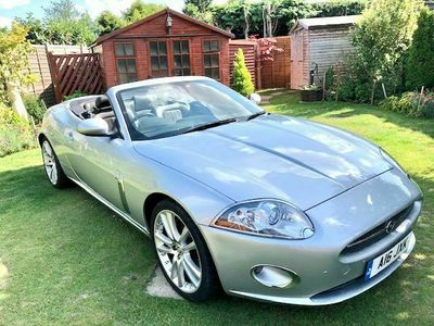 used Jaguar XK 4.2 V8 2dr